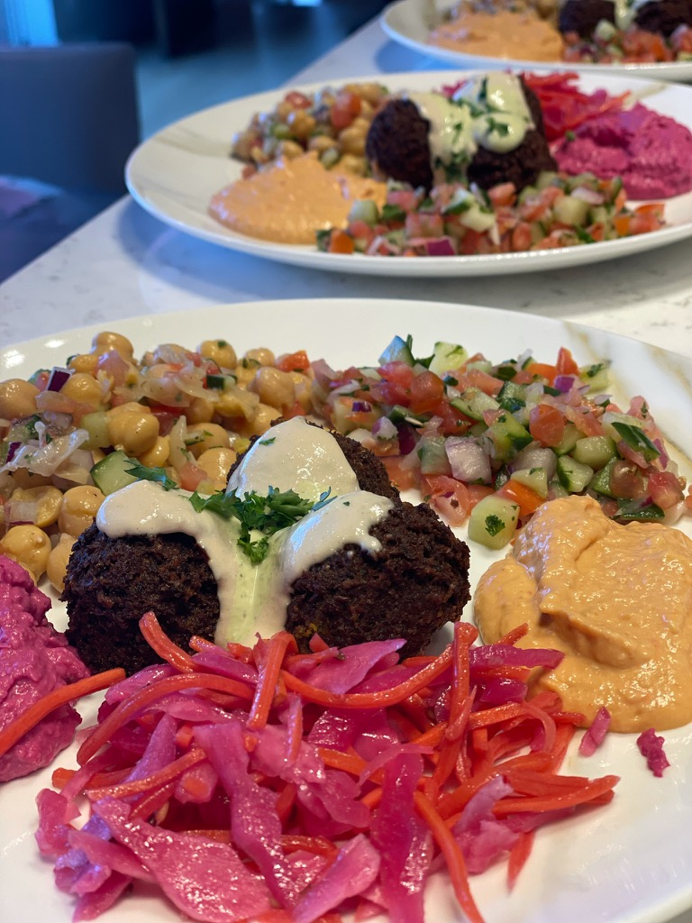 Food at RedHouse Wellness
